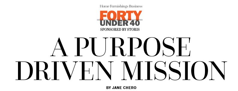 Forty Under 40: A Purpose Driven Mission