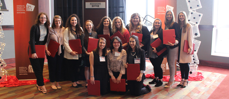 MSU Interior Design Students Dominate ASID Competition