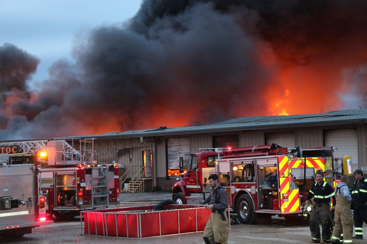 American Furniture Suffers 3rd Fire in 13 Months