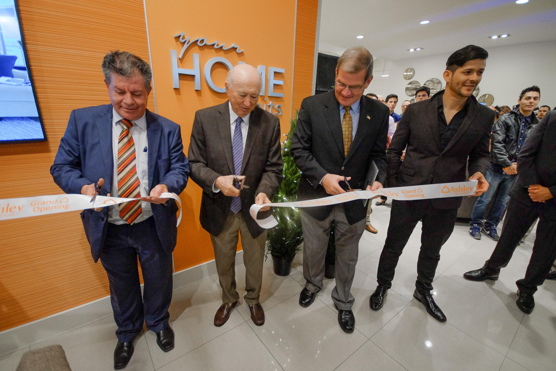 Ashley Furniture Homestore Opens Second Costa Rica Location