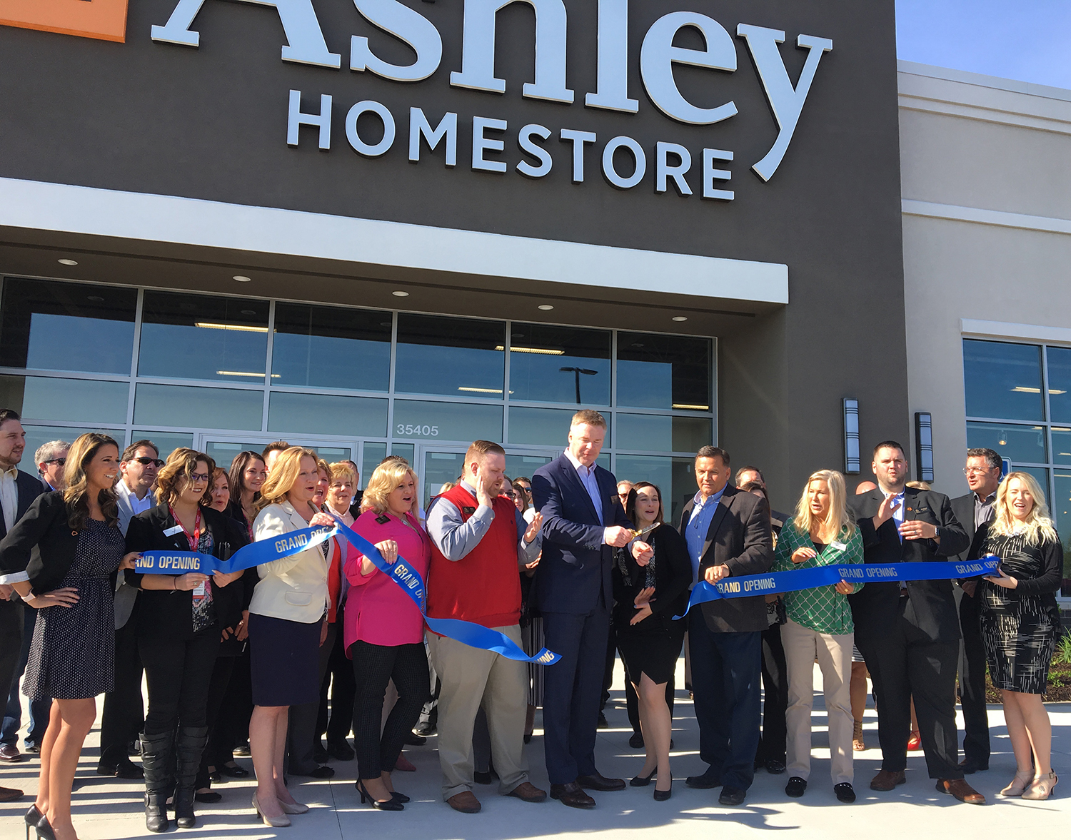 Owns And Operates Several Ashley Homes In The Tri State Area Announced Opening Of A New Home At 35405 Chester Rd Avon Ohio