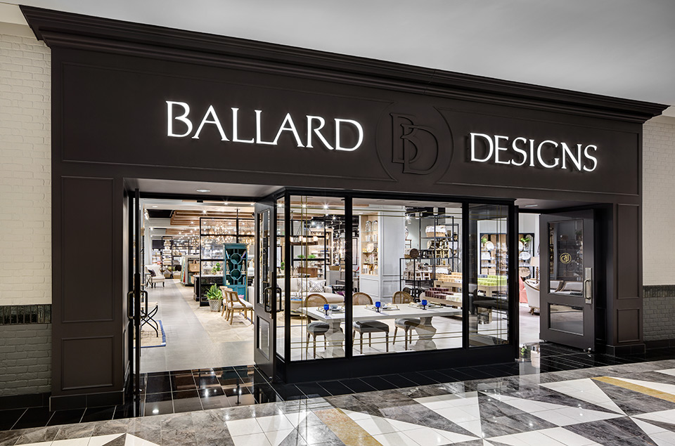Home furnishings and décor retailer ballard designs will open its new flagship store in the selig development in atlanta ga on friday july 10