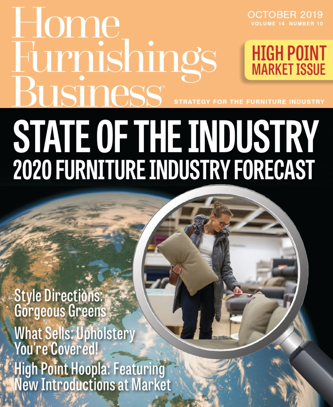 October 2019 Issue HFB