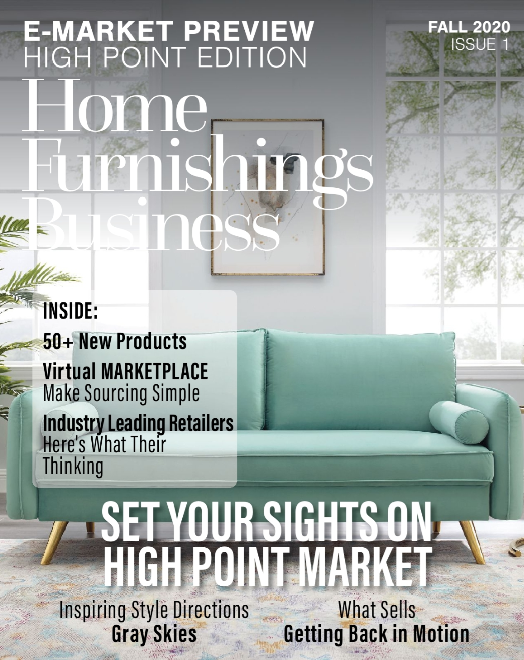 High Point E-Market Fall 2020 Preview #1