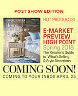 High Point E-Market Spring 2018 Preview #3