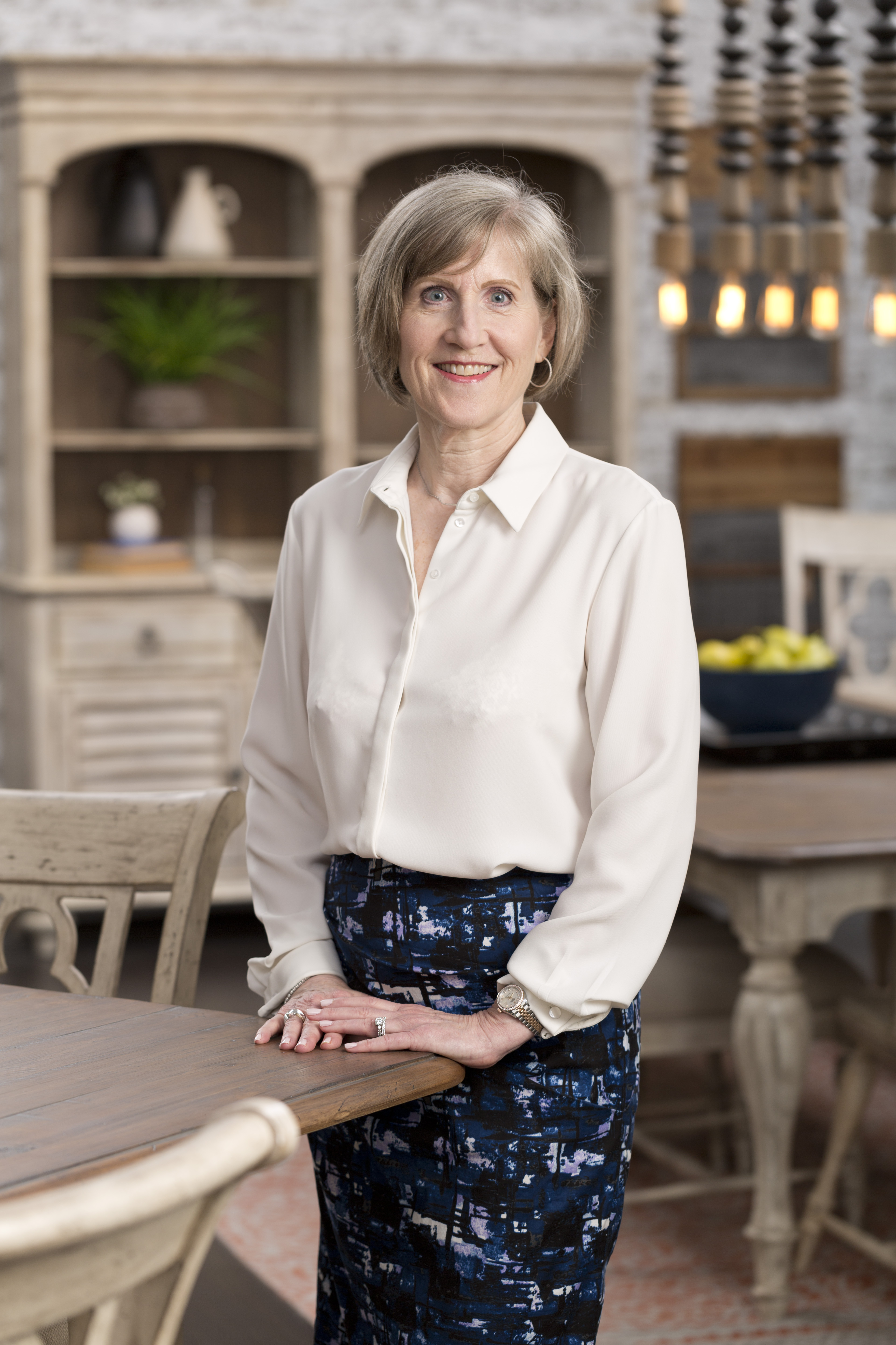 Star Furniture A Berkshire Hathaway Division Retailer Has Promoted Sharon Gjertsen To Vice President Merchandising Effective July 1