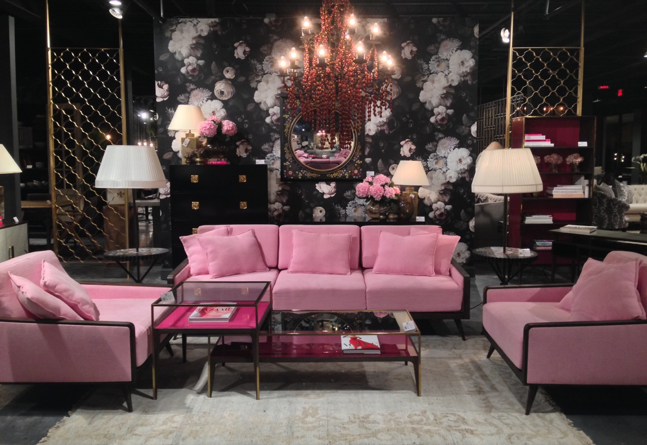 Superbe Fashion Designer Tracey Boyd Unveiled A Furniture Collection With Resource  Decor During The Recent High Point Market.