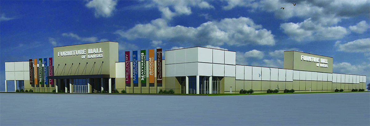 Furniture Mall Of Kansas To Open In Olathe