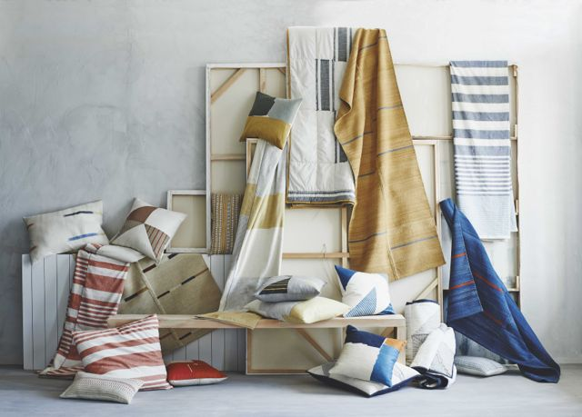 West Elm teams with Steven Alan