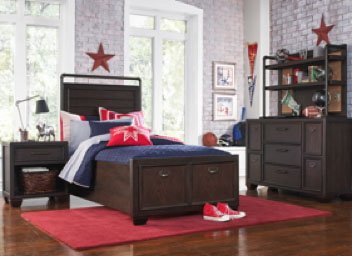 Samuel Lawrence Furniture's Room Gear