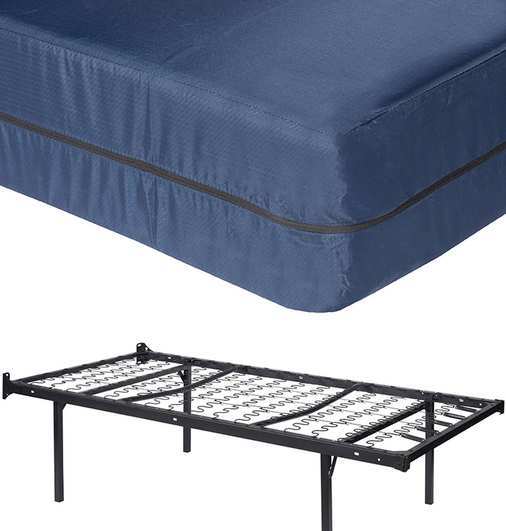 HSM Manufacturing Medical Mattresses and Free-Standing Metal Beds to Support Crisis Response