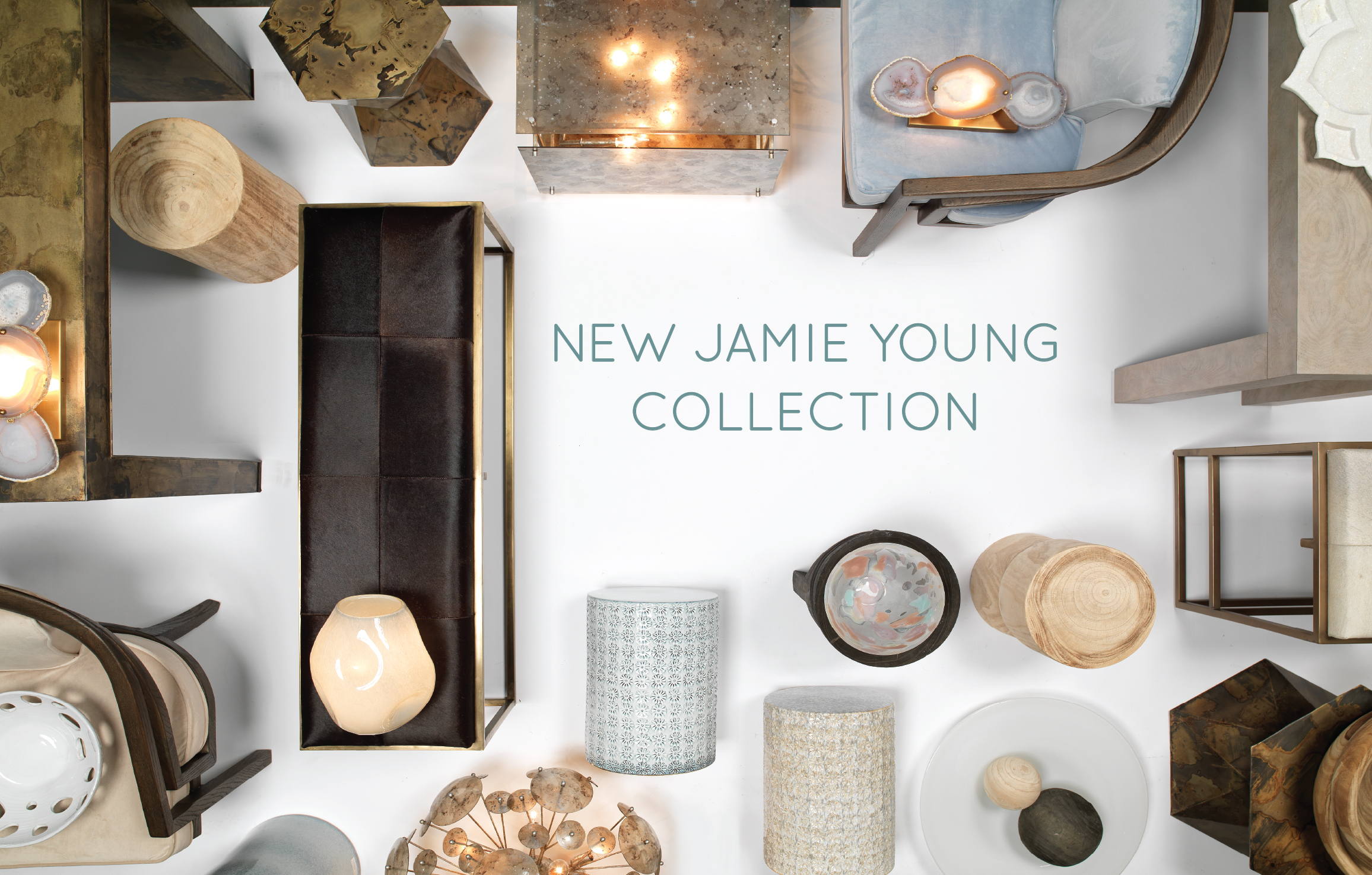 Jamie Young Company On the Rise, 75 New Items for Winter Markets