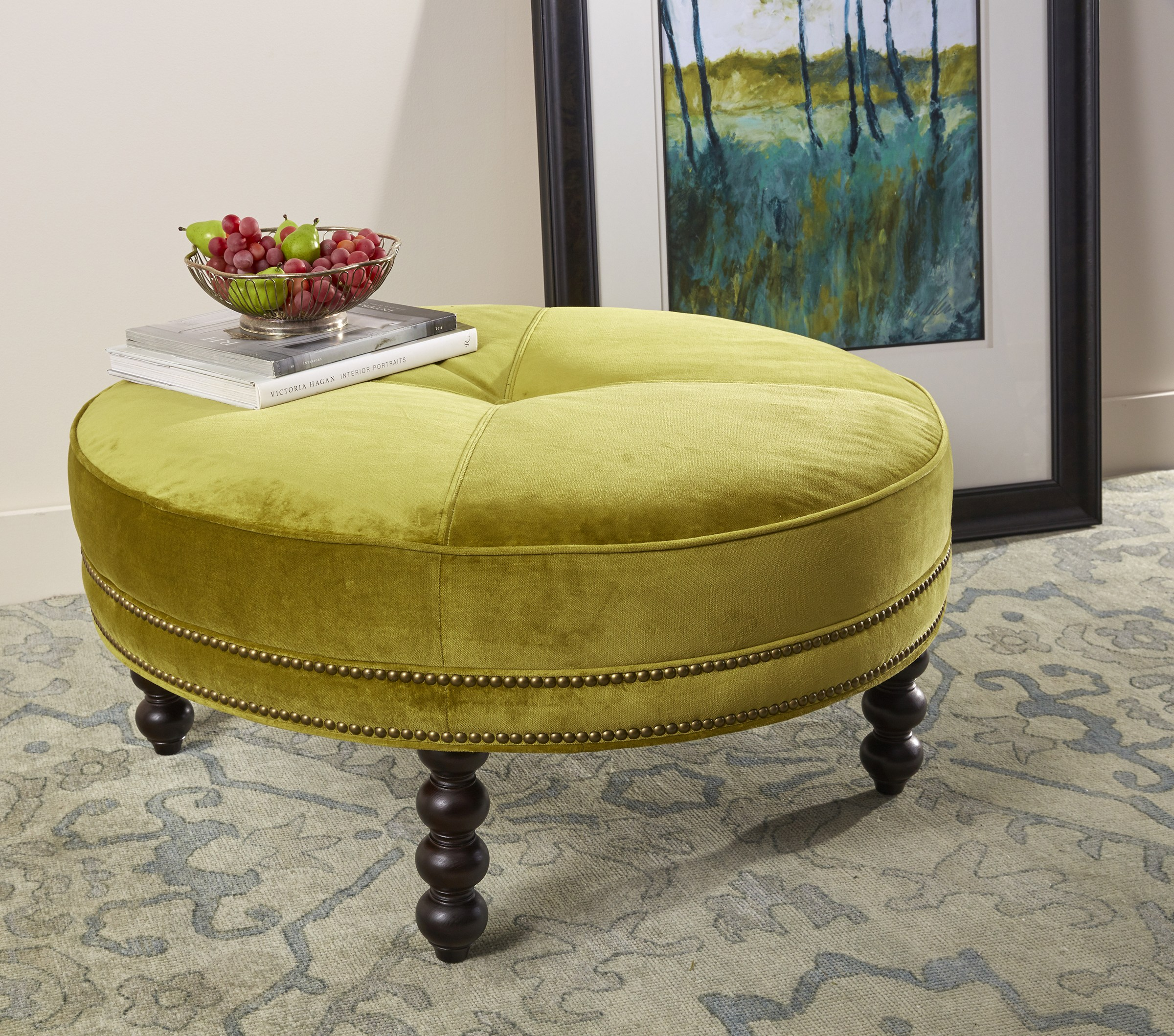 Magnificent Norwalk Furniture Launches Upholstered Ottoman Program At Forskolin Free Trial Chair Design Images Forskolin Free Trialorg