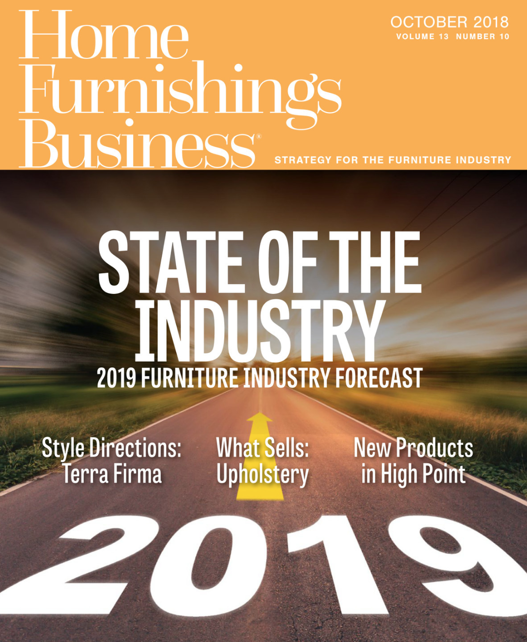 October 2018 Issue HFB