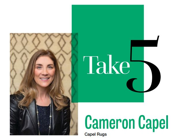 Take5:Cameron Capel