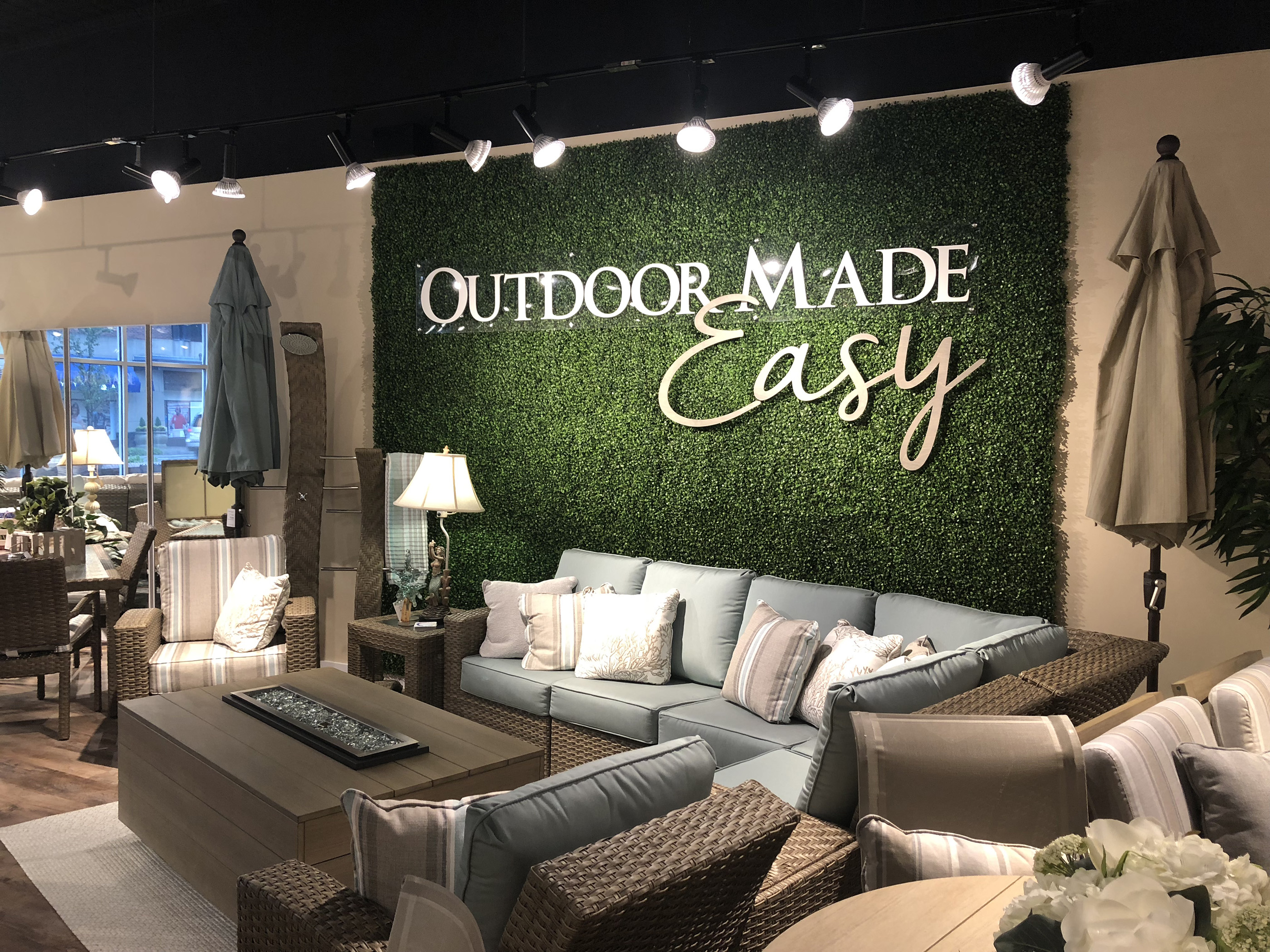 Watermark Living Returns to HP Market with Outdoor Living Pop Up Concept for Retailers