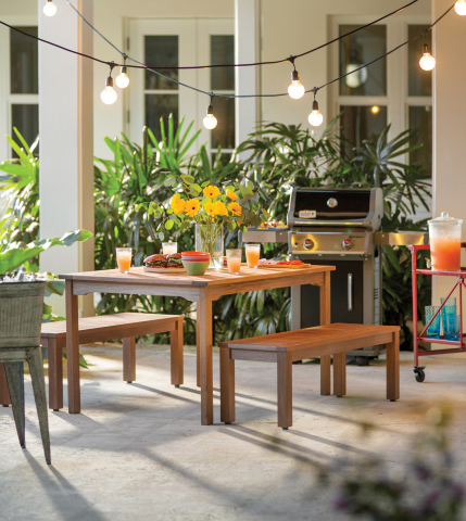Wayfair Expands Outdoor Selection; Offers One- and Two-Day Shipping