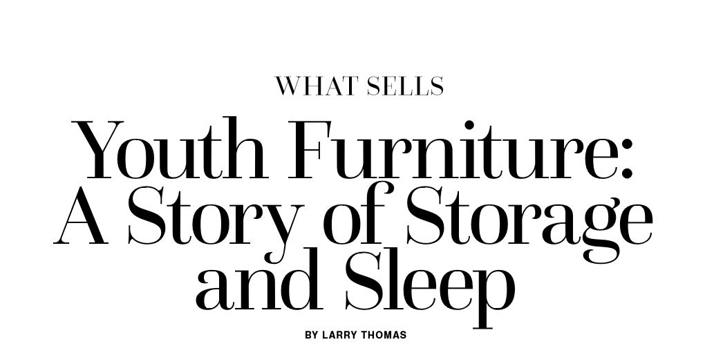 What Sells: Youth Furniture