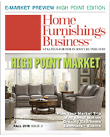 High Point E-Market Preview Fall 2016 #2