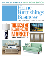 High Point E-Market Fall 2016 Preview #3