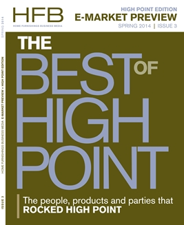 High Point E-Market Spring 2014 Preview #3