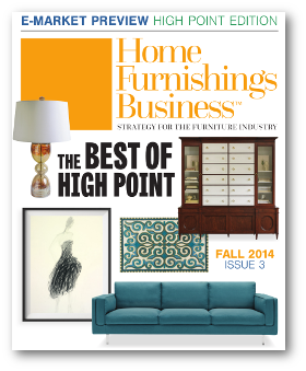 High Point E-Market Fall 2014 Preview #3