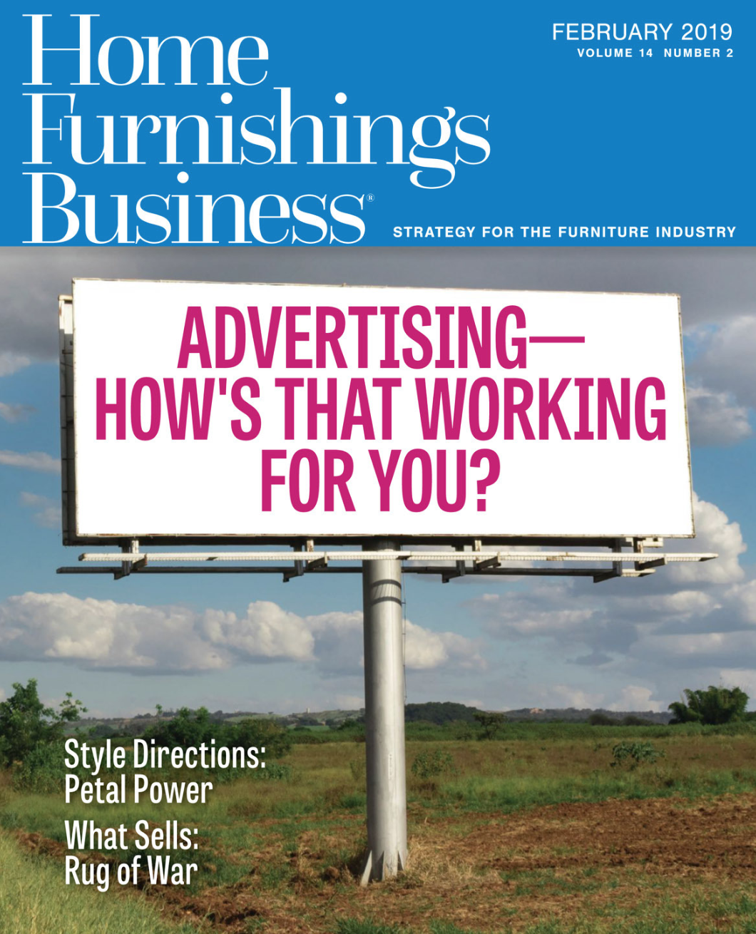 Home Furrnishings Business February 2019 Magazine