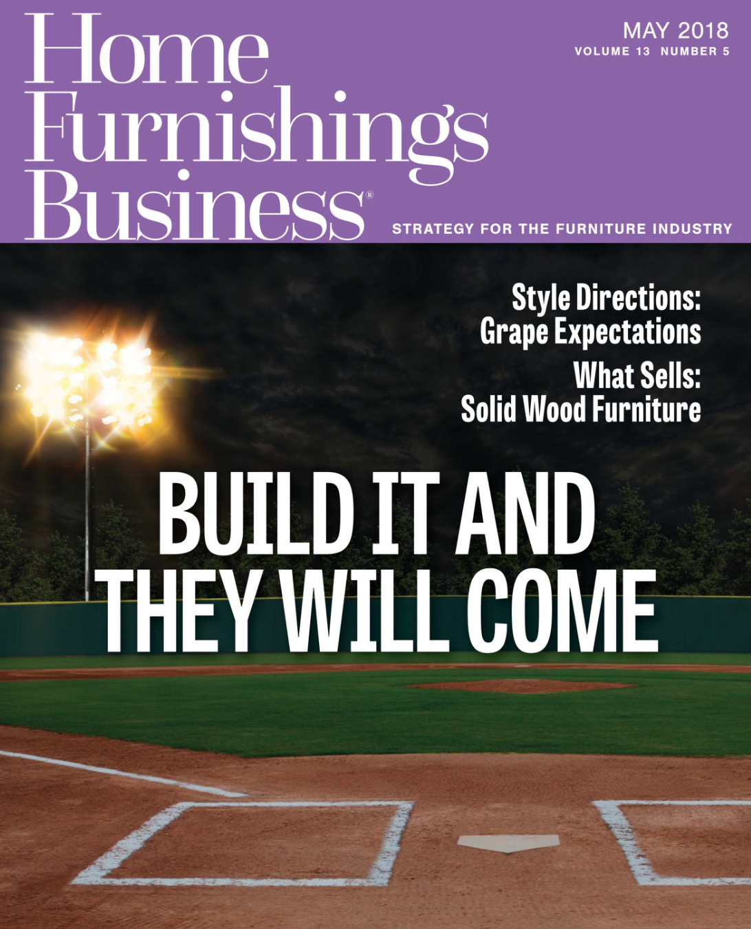 may 2018 issue of the home furnishings business magazinesubscribe to receive your copy - Home Furnishing Magazine