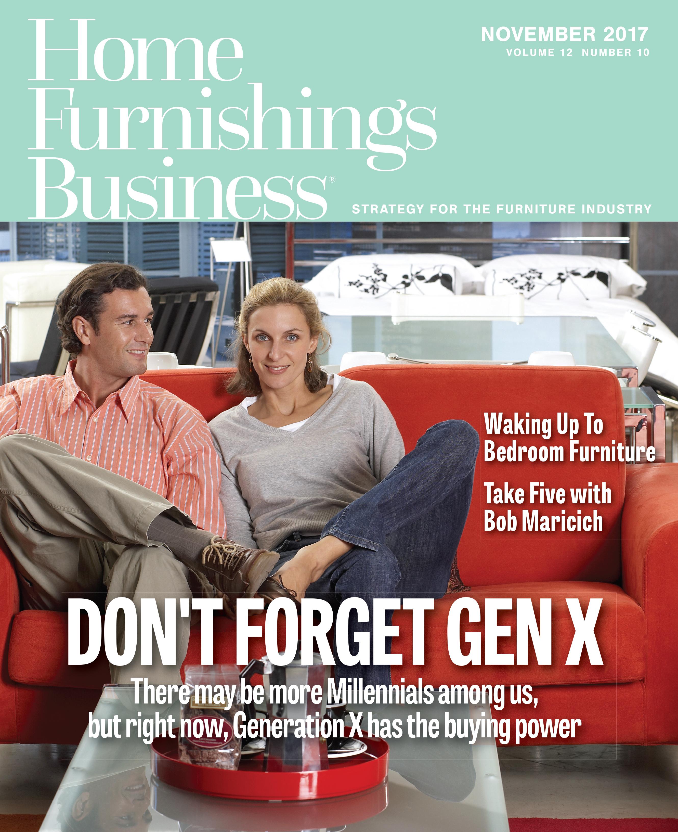 Home Furrnishings Business November Magazine
