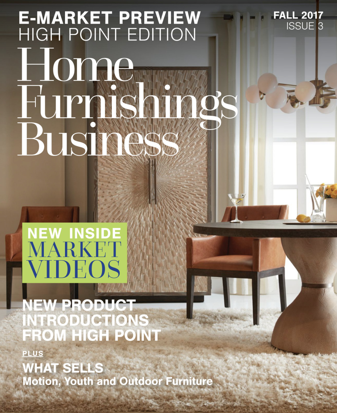 E Market Preview: High Point Spring 2017: Issue #3