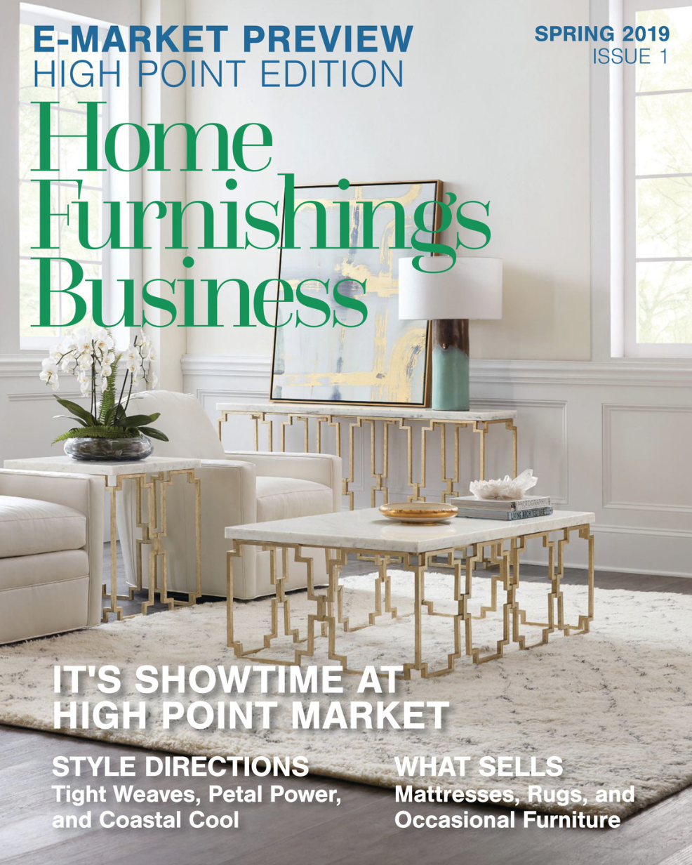 E Market Preview: High Point Spring 2019: Issue #1