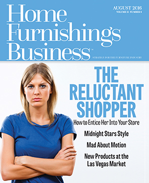 Home Furrnishings Business June Magazine