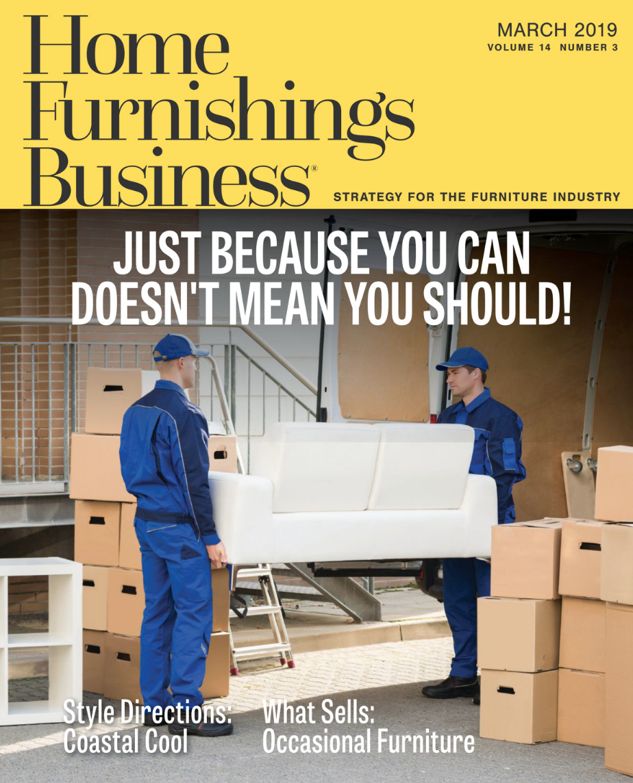 Home Furrnishings Business March 2019 Magazine